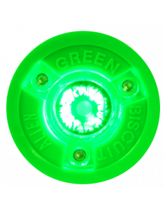 "Puck Green Biscuit ""Alien"""